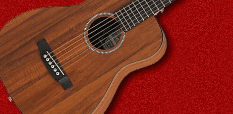 マーティンのギターの画像